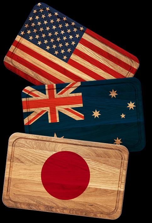 World Cutting Boards